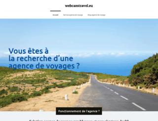 webcamtravel.eu screenshot
