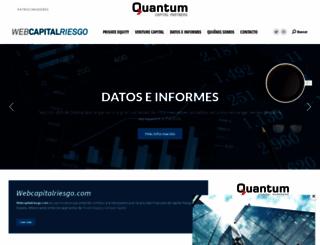 webcapitalriesgo.com screenshot