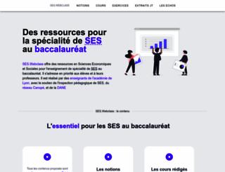 webclass.fr screenshot