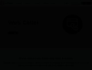webclient.ivrpowers.com screenshot