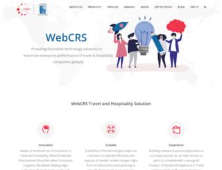webcrs.com screenshot