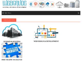 webcrude.com screenshot