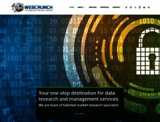 webcrunchtech.com screenshot