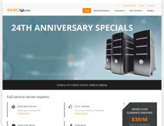 webcs.com screenshot