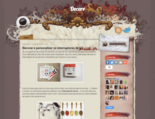 webdecore.blogspot.com screenshot