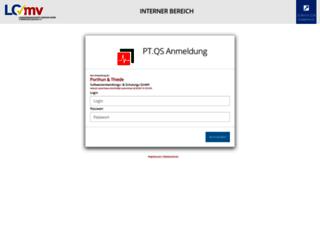 webdemo10.pt-systemhaus.de screenshot