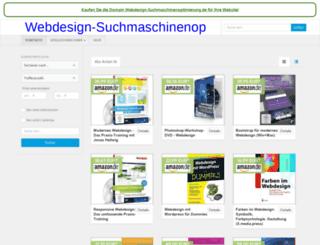 webdesign-suchmaschinenoptimierung.de screenshot