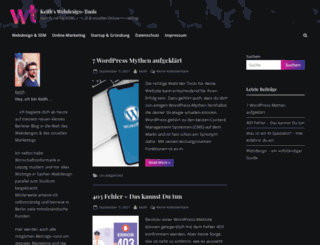 webdesign-tools.de screenshot