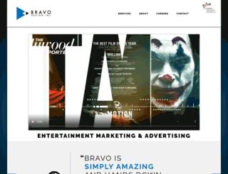 webdesign.bravodesigninc.com screenshot