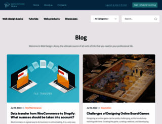 webdesign.org screenshot
