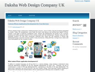 webdesigncompanyuk.spruz.com screenshot