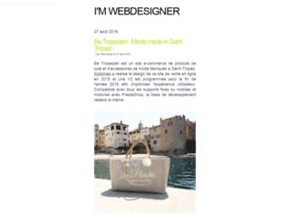 webdesigner.im screenshot