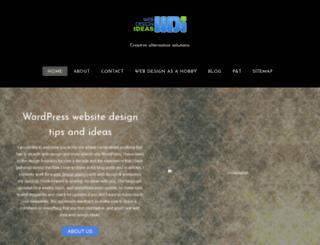 webdesignideas.org screenshot