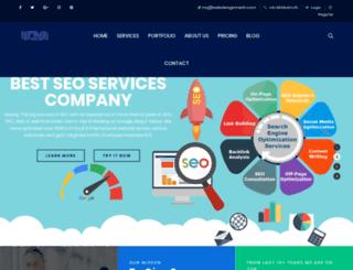webdesignmesh.com screenshot