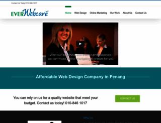 webdesignpenang.com.my screenshot