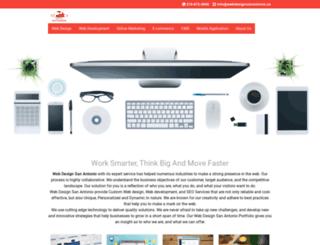 webdesignsanantonio.us screenshot
