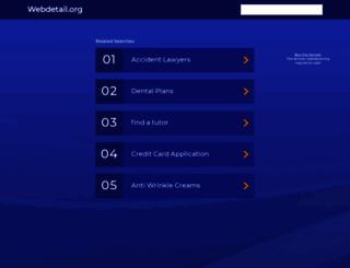 webdetail.org screenshot
