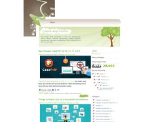 webdevelopindia.blogspot.com screenshot