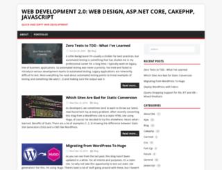 webdevelopment2.com screenshot