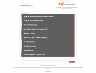 webdirectory.co screenshot