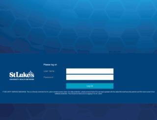 webead.slhn.org screenshot