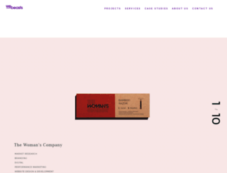 webeasts.com screenshot