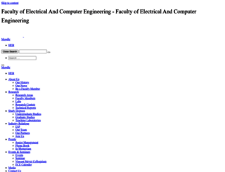 webee.technion.ac.il screenshot