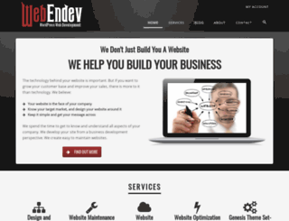 webendev.com screenshot