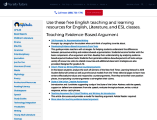 webenglishteacher.com screenshot