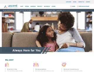 weberstatecu.com screenshot