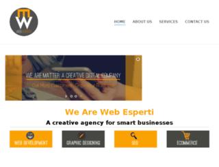 webesperti.com screenshot