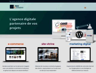 webetsolutions.com screenshot