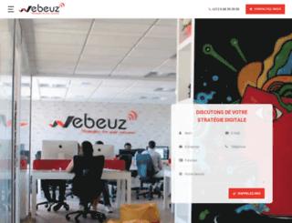webeuz.agency screenshot