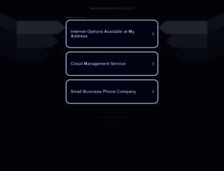 webextensionline.com screenshot