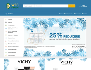 webfarm.ro screenshot