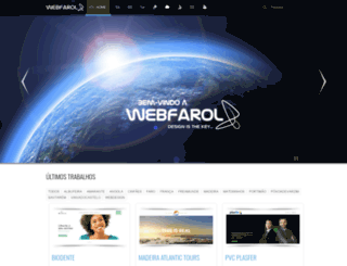webfarol.com screenshot