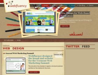 webfluency.com screenshot