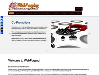 webforging.com screenshot