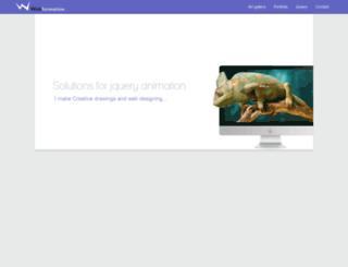 webformation.6te.net screenshot