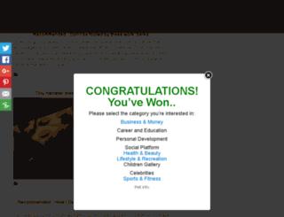 webforumupdates.com screenshot