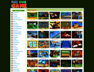 webfungame.com screenshot
