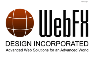 webfxdesign.com screenshot