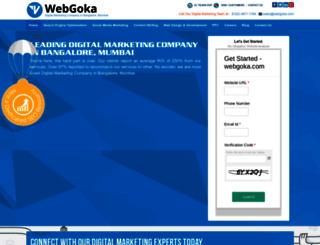 webgoka.com screenshot