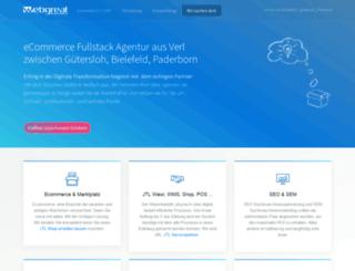 webgreat.de screenshot