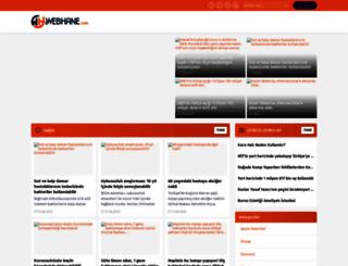 webhane.com screenshot