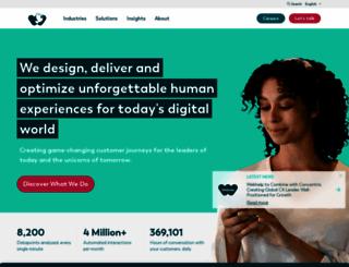 webhelp.com screenshot