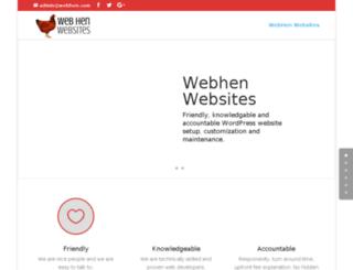 webhen.jennifertaylor.ca screenshot