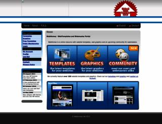 webhomez.net screenshot