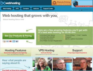webhost.biz screenshot