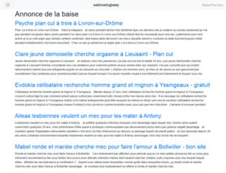 webhostingbeep.com screenshot